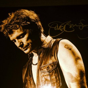 San Diego Signed Photo