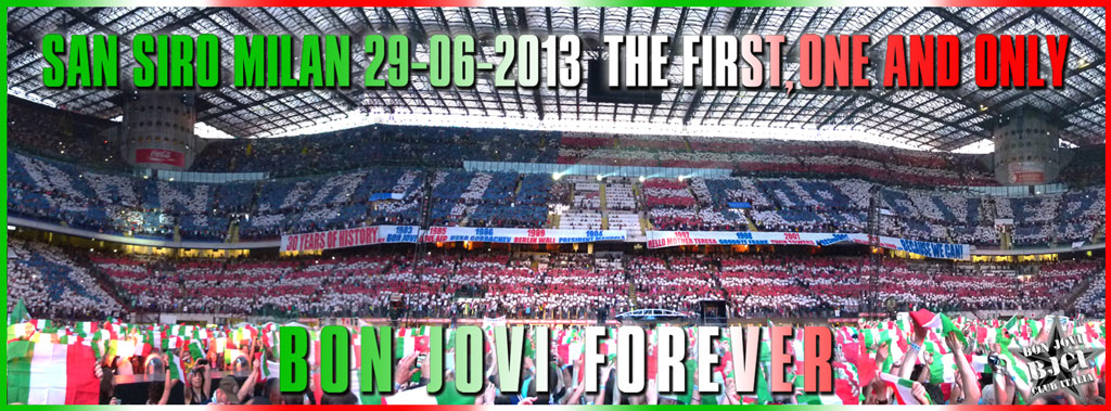 Immagine San Siro 2013: Because We Can!