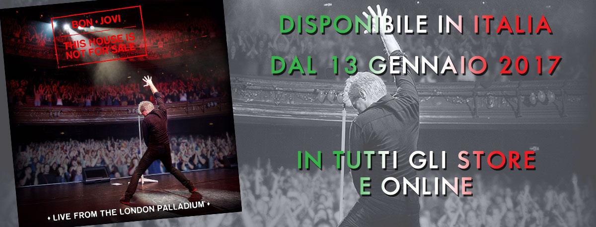 Immagine In Italia dal 13 Gennaio 2017