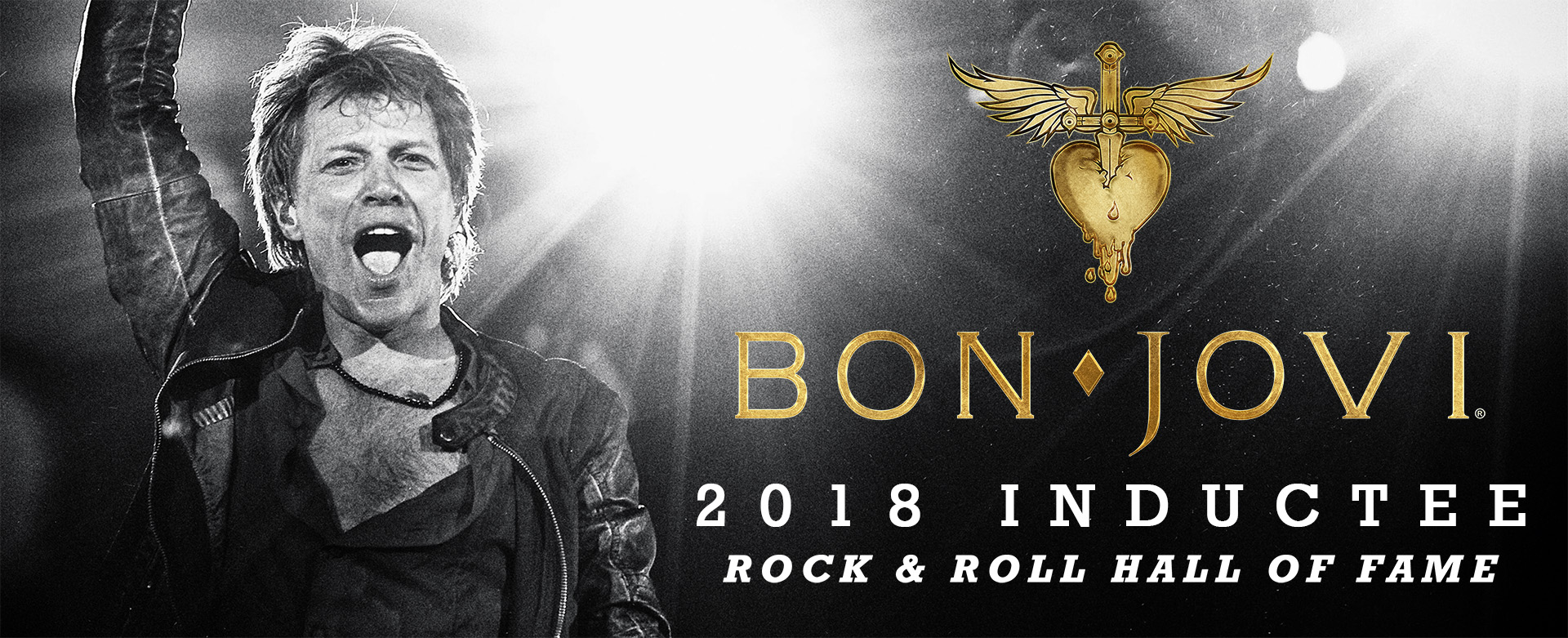 Immagine I Bon Jovi entrano nella Rock and Roll Hall of Fame!