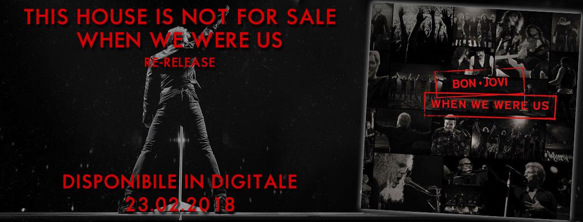 Immagine 2 Nuove Canzoni: singolo When We Were Us