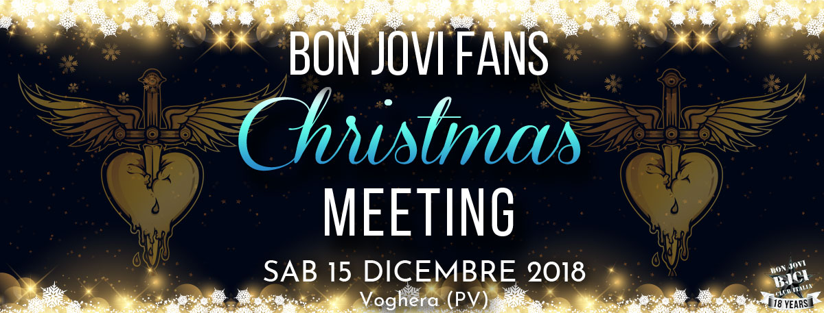 Immagine Christmas Meeting 2018