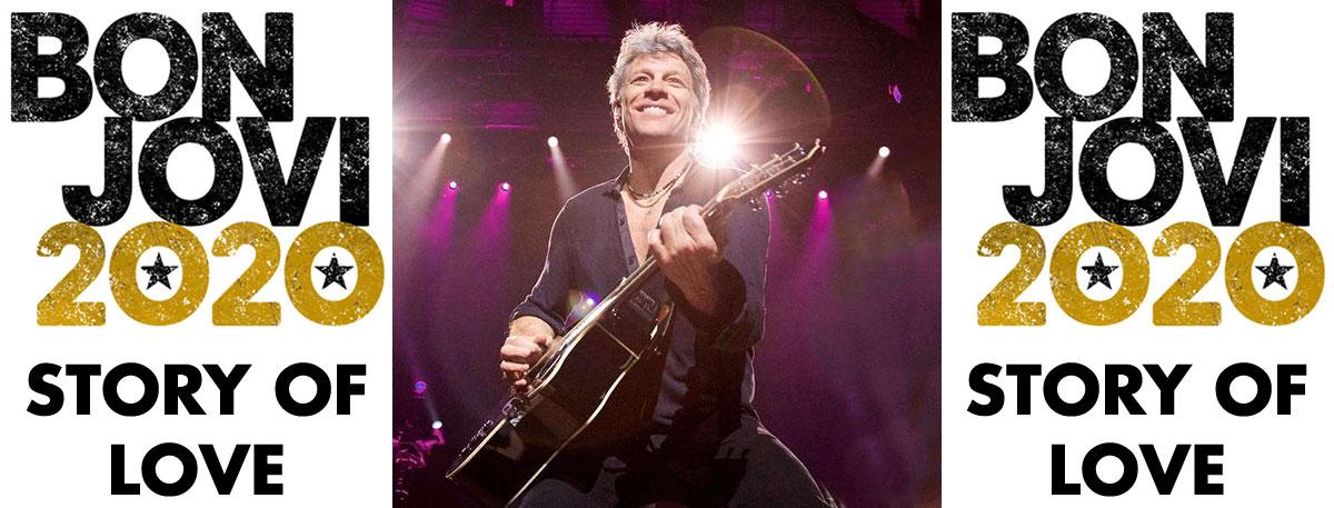 """Immagine Story Of Love: il primo singolo di """"Bon Jovi 2020"""" su famiglia e genitori"""